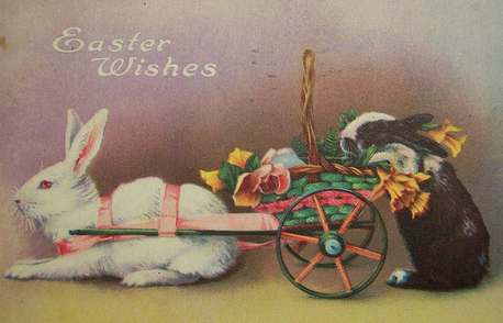 Easter Postcards