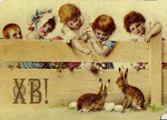 Easter Postcards1