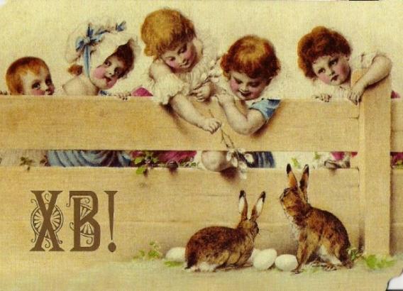 Easter Postcards1