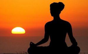 отдых покой медитация